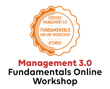 Management 3.0 Fundamentals Online Workshop