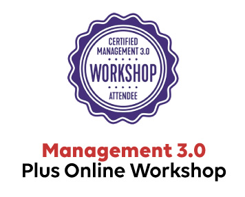 Management 3.0 Plus Online Workshop