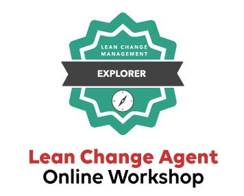Lean Change Agent Online Workshop